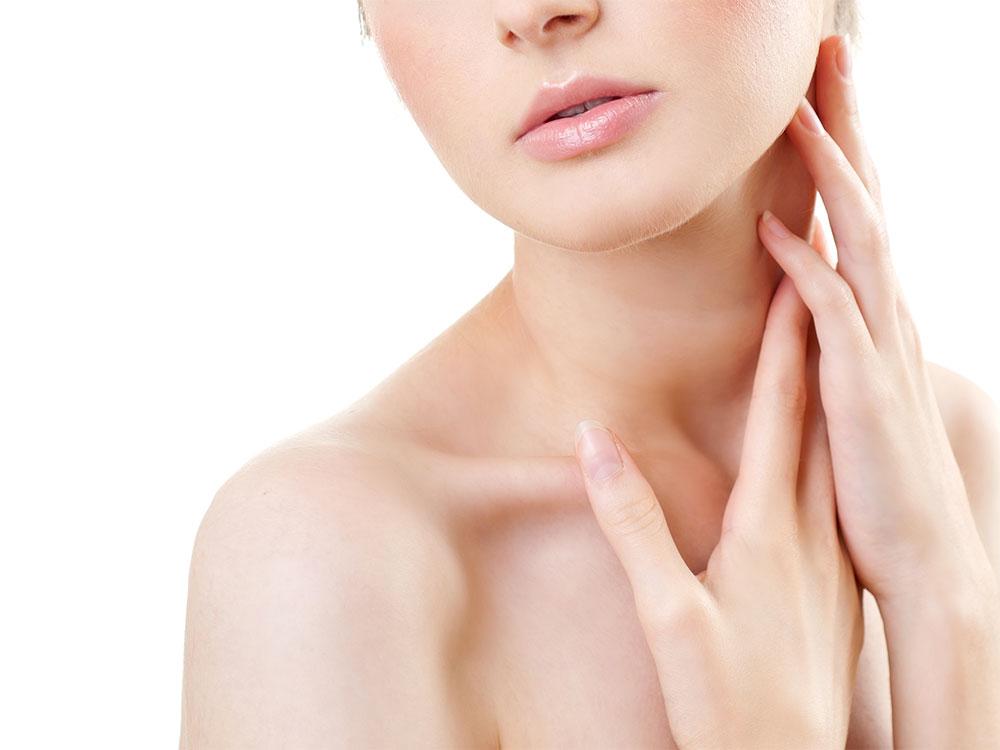 Plástica de pescoço: conheça a correção de papadas