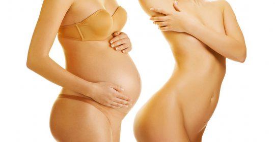 Mommy Makeover – A cirurgia plástica da mulher após a gestação